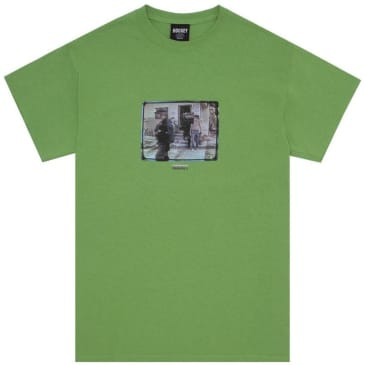 Hockey Ricks T-Shirt - Kiwi Green