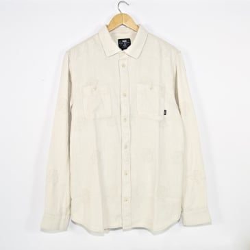Vans - Kyle Walker Longsleeve Flannel Shirt - Antique White