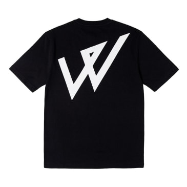 Wayward Skateboards - LOWGO'S T-SHIRT BLACK