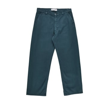 Polar Skate Co 40's Pants - Grey Teal
