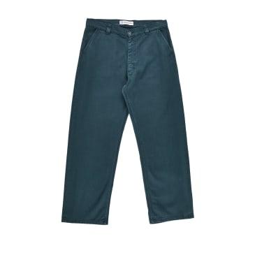 Polar Skate Co 40's Pants - Grey Teal