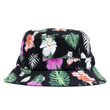 Ripndip Maui Nerm Bucket Hat - Black