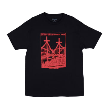 GX1000 Church of No Return T-Shirt - Black