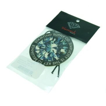Diamond Supply Co. Simplicity Air Freshener - Blue