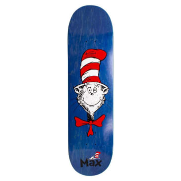 """Almost Cat Face Max R7 Skateboard Deck 8.25"""""""