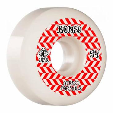 BONES - Patterns Sidecuts STF V5 Wheels 103a 54mm