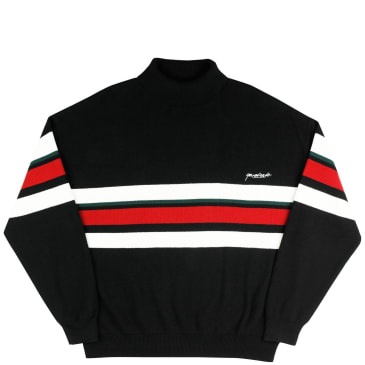 Yardsale Gianni Rollneck - Black