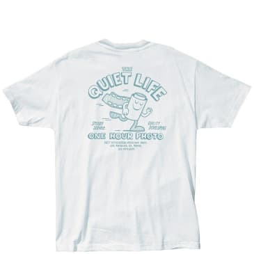 The Quiet Life One Hour Photo T-Shirt - White