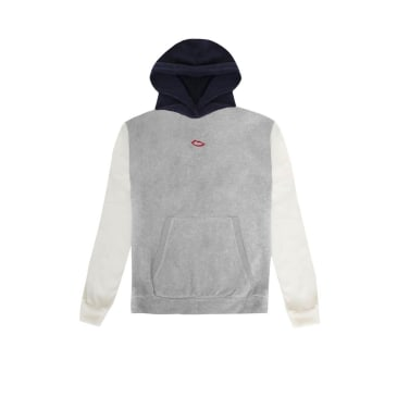 Sex Skateboards 3 Way Hoodie - Off White Navy Grey