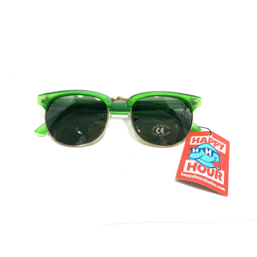 Happy Hour Shades Sunglasses G2's Green