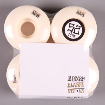Bones 'STF Blanks' 52mm V3 Wheels