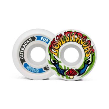 Flip Cutback Loveshroom Wheels - 52mm