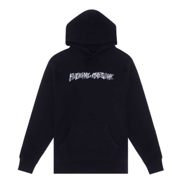 Fucking Awesome Actual Visual Guidance Hoodie - Black