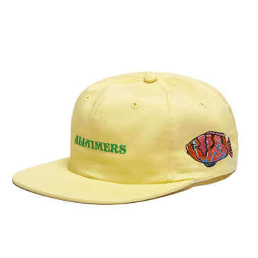 Alltimers - Deep Sea Cap - Yellow