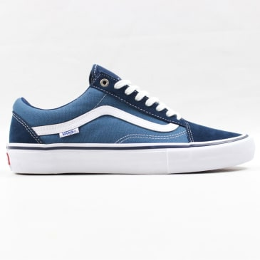 Vans Old Skool Pro Shoes Navy/Blue