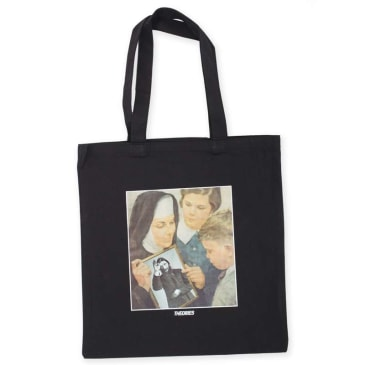 Theories Sunday School Tote Bag Black