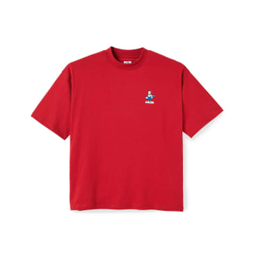 Polar Skate Co Surf T-Shirt - Cherry