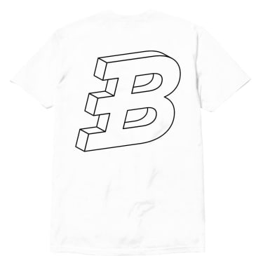 Brixton's Baddest Series III T-Shirt - White
