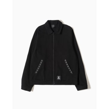 Heresy x Stepney Workers Club Shin Kicker Jacket - Black