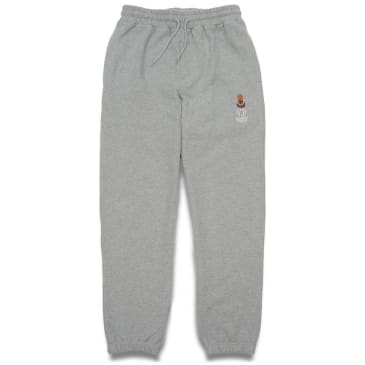 Quartersnacks Embroidered Snackman Sweatpants - Heather