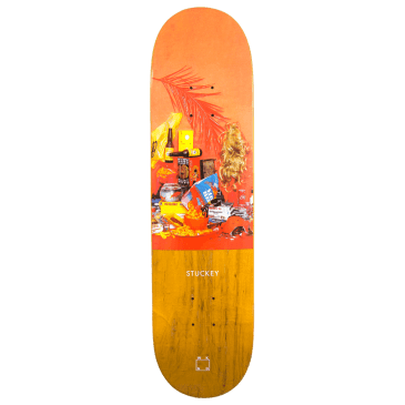 WKND Still Life Series Stuckey Skateboard Deck - 8.125""