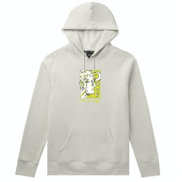 HUF Make em Cry 1984 Pullover Hoodie - Unbleached