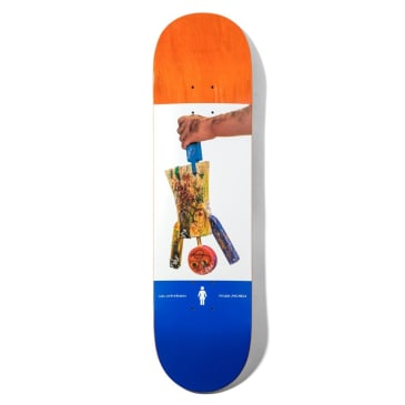 GIRL PACHECO ONE OFF DECK - 8.5