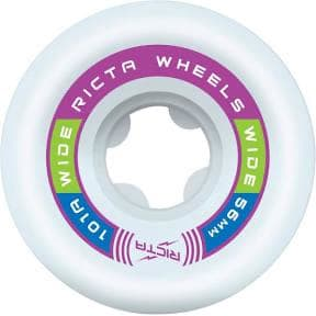 Ricta Wheels Rapido Wide 101a White 56 MM