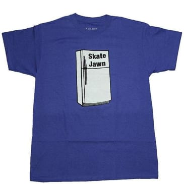 Skate Jawn Fridge T-Shirt - Blue