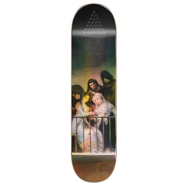 Madness Skateboards Creeper Popsicle R7 Holographic Skateboard Deck - 8.75