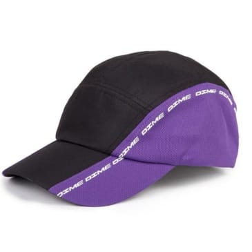 Dime Turbo Hat Black - Purple