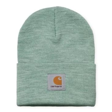 Carhartt WIP Watch Beanie - Frosted Green Heather