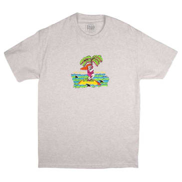 Pass~Port - Toby Zoates Darling Tee - Ash