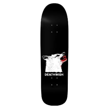 Deathwish Skateboards Killer Kill Shaped Skateboard Deck - 8.5