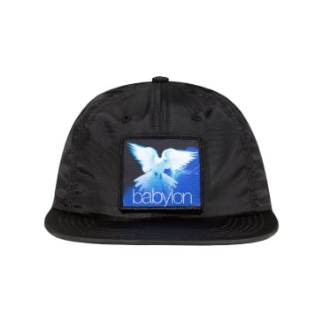 "BABYLON LA - ""DOVE CAP"" (BLACK)"