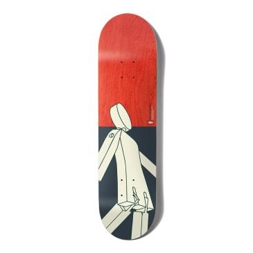 """Girl McCrank Marionettes Skateboard Deck - 8.25"""""""