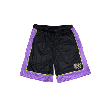 always do what you should do - always court short - black/purple