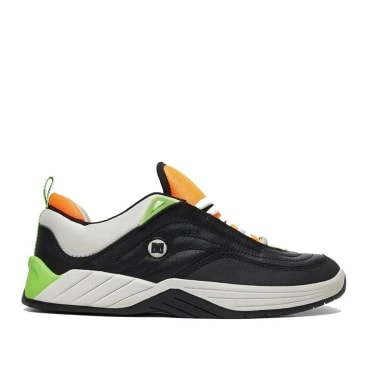 DC Williams Slim Skate Shoes - Fluorescent Orange