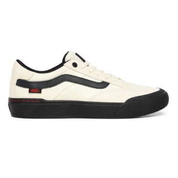 Vans Berle Pro Skate Shoes - Antique / Black