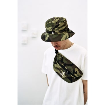Body Bag Nylon Camo