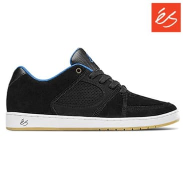 Es Accel Slim - Black/Royal Blue