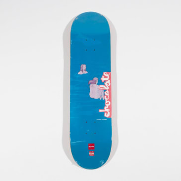 Chocolate Alvarez Sunbathers Deck - 8.0""