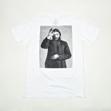 Theories Of Atlantis - Rasputin T-Shirt - White