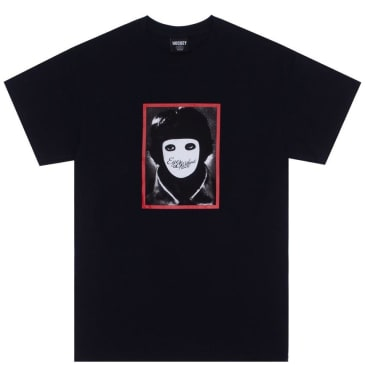 Hockey No Face T-Shirt - Black