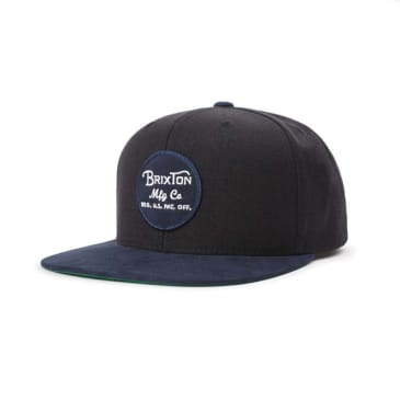 Brixton Wheeler Snap Back