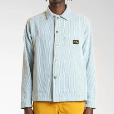 Stan Ray - Box jacket bleached hickory