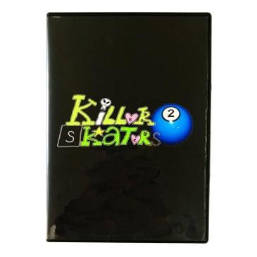 FROG KILLER SKATERS 2 DVD