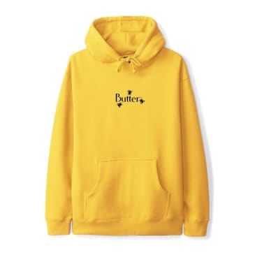 """BUTTER GOODS- """"FLY PULLOVER"""" (GOLD)"""