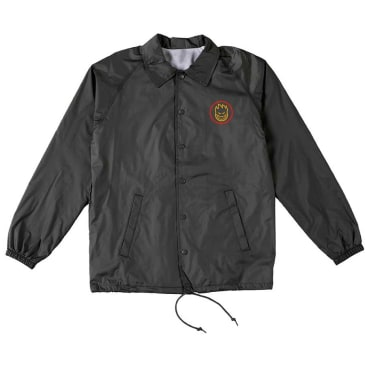 Spitfire Classic Swirl Coaches Jacket