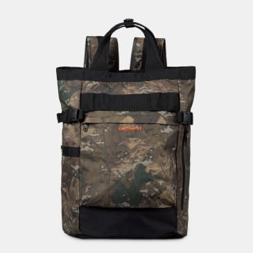 Carhartt WIP - Payton Carrier Backpack - Camo Combi / Black